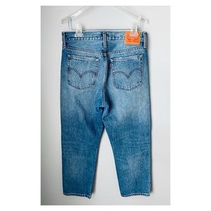 Levi's Jeans - Levi's Wedgie Straight Selvedge Jeans NWT size 28
